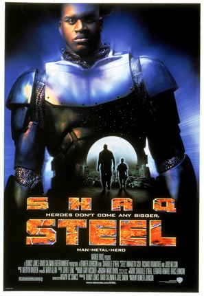 Steel - Movie Poster (thumbnail)