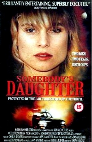 Somebody's Daughter - VHS movie cover (thumbnail)