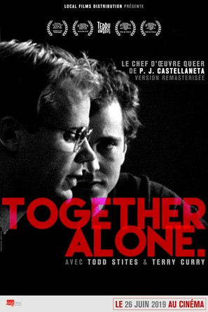 Together Alone - French Re-release movie poster (thumbnail)