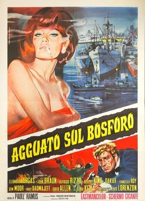 Colpo grosso a Porto Said - Italian Movie Poster (thumbnail)