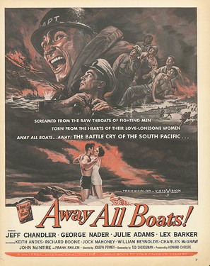 Away All Boats - Movie Poster (thumbnail)
