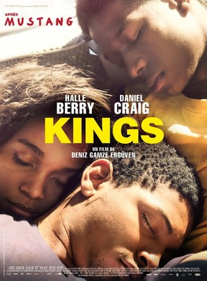 Kings - French Movie Poster (thumbnail)