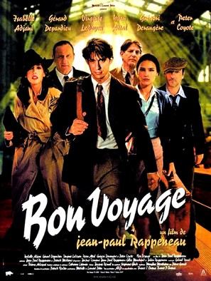 Bon voyage - French Movie Poster (thumbnail)