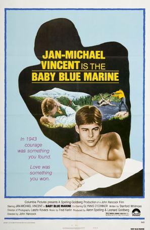 Baby Blue Marine - Movie Poster (thumbnail)