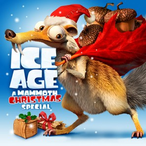 Ice Age: A Mammoth Christmas - Movie Poster (thumbnail)