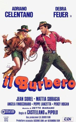 Il Burbero - Italian Movie Poster (thumbnail)