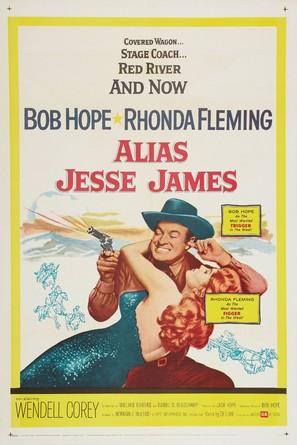 Alias Jesse James - Movie Poster (thumbnail)