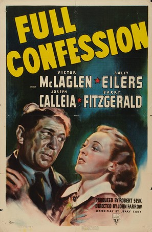 Full Confession - Movie Poster (thumbnail)