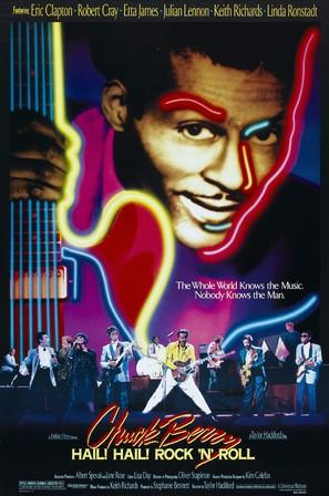 Chuck Berry Hail! Hail! Rock 'n' Roll - Movie Poster (thumbnail)
