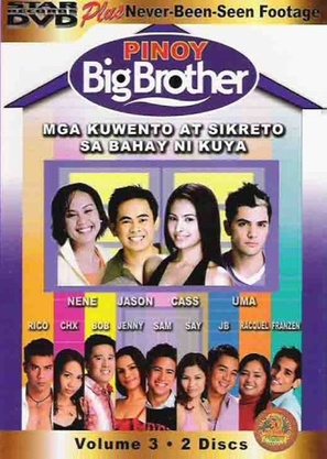"""""""Pinoy Big Brother"""" - Philippine Movie Cover (thumbnail)"""
