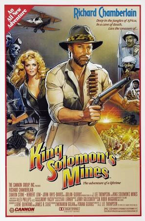King Solomon's Mines - Movie Poster (thumbnail)