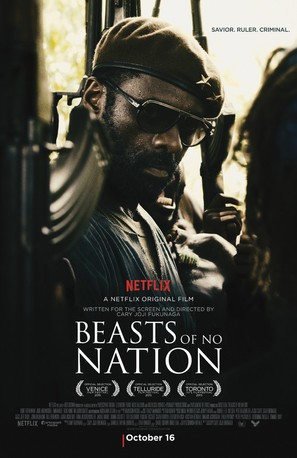 Beasts of No Nation - Movie Poster (thumbnail)