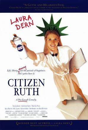 Citizen Ruth - Movie Poster (thumbnail)