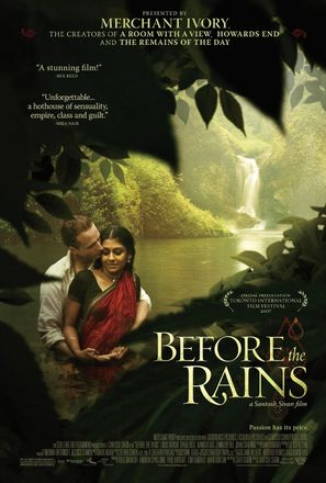 Before the Rains - poster (thumbnail)