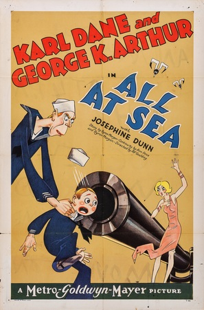 All at Sea - Movie Poster (thumbnail)