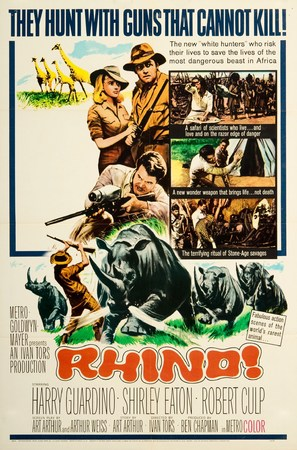 Rhino! - Movie Poster (thumbnail)