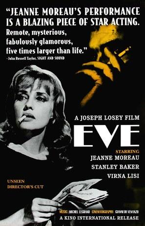 Eva - Movie Poster (thumbnail)