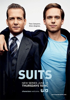 """Suits"" - Movie Poster (thumbnail)"