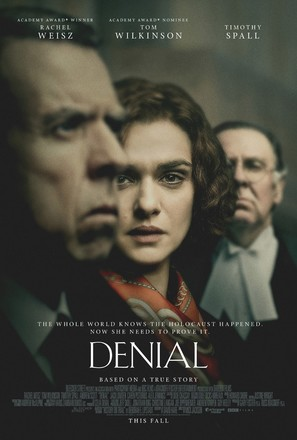 Denial - British Movie Poster (thumbnail)
