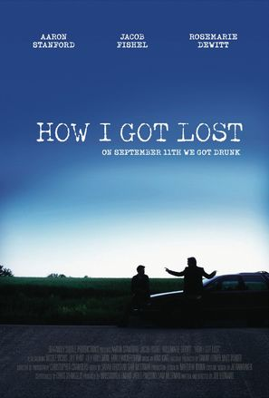 How I Got Lost - Movie Poster (thumbnail)