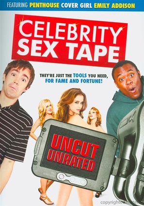 Celebrity Sex Tape - Movie Cover (thumbnail)