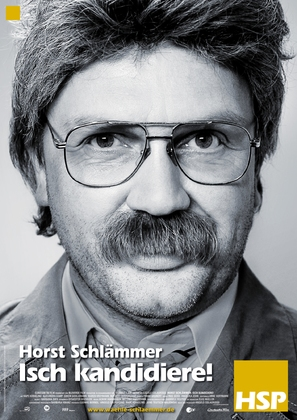 Horst Schlämmer - Isch kandidiere! - German Movie Poster (thumbnail)