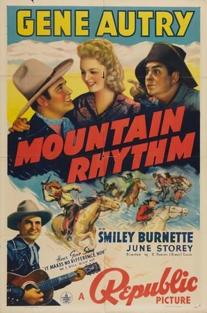 Mountain Rhythm - Movie Poster (thumbnail)