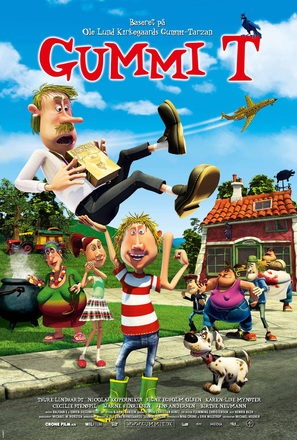Gummi T - Danish Movie Poster (thumbnail)