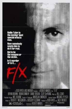 F/X - Movie Poster (thumbnail)
