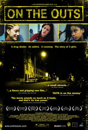 On the Outs - Movie Poster (thumbnail)