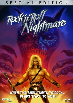 Rock 'n' Roll Nightmare - Movie Cover (thumbnail)