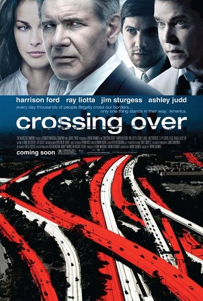 Crossing Over - Movie Poster (thumbnail)