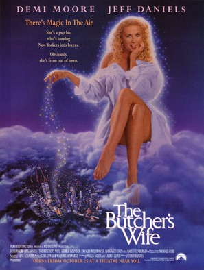 The Butcher's Wife - Movie Poster (thumbnail)