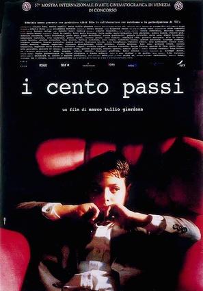 I cento passi - Italian Movie Poster (thumbnail)