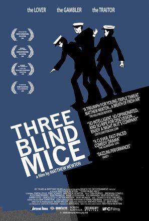 Three Blind Mice - Movie Poster (thumbnail)