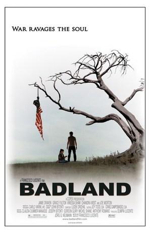 Badland - Movie Poster (thumbnail)