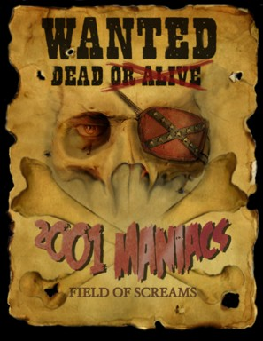 2001 Maniacs: Field of Screams - Movie Poster (thumbnail)