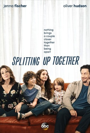 """Splitting Up Together"" - Movie Poster (thumbnail)"