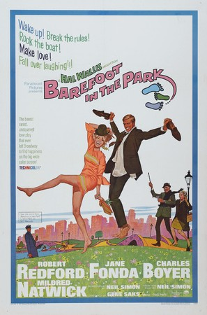 Barefoot in the Park - Movie Poster (thumbnail)