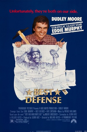 Best Defense - Theatrical poster (thumbnail)