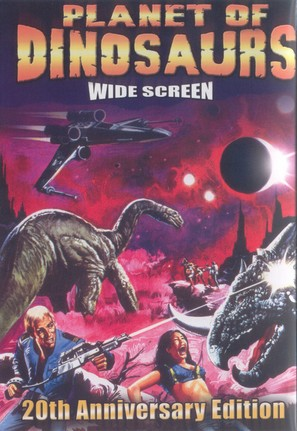 Planet of Dinosaurs - Movie Cover (thumbnail)