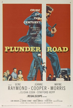 Plunder Road - Movie Poster (thumbnail)