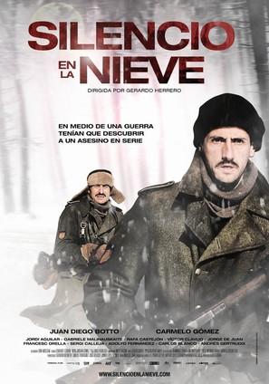 Silencio en la nieve - Spanish Movie Poster (thumbnail)