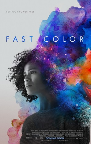 Fast Color - Movie Poster (thumbnail)