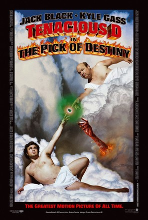 Tenacious D in 'The Pick of Destiny' - Movie Poster (thumbnail)