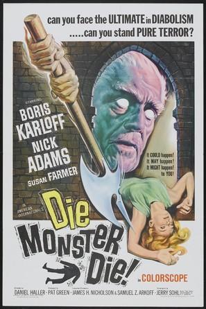 Die, Monster, Die! - Movie Poster (thumbnail)