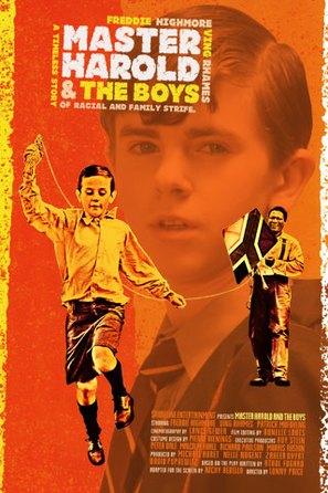 Master Harold... and the Boys - Movie Poster (thumbnail)