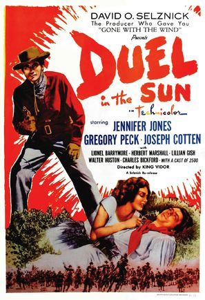 Duel in the Sun - Movie Poster (thumbnail)