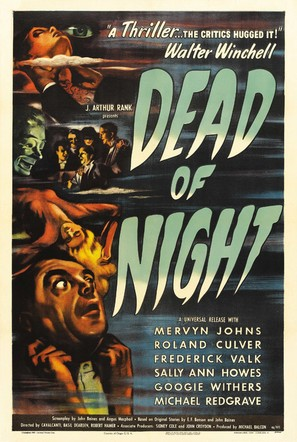 Dead of Night - Theatrical movie poster (thumbnail)
