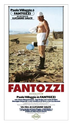 Fantozzi - Italian Movie Poster (thumbnail)